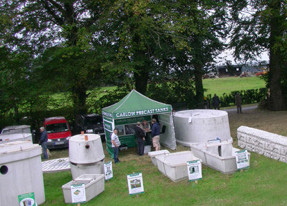 Carlow Tanks at the Tullow Show 2011