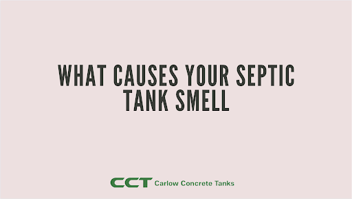 What Causes Your Septic Tank Smell