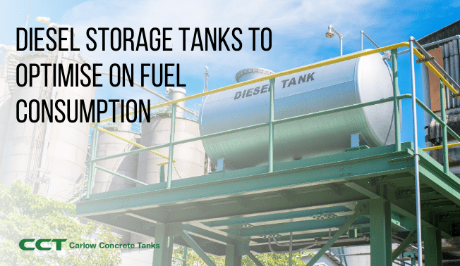Diesel Storage Tanks to optimise on fuel consumption